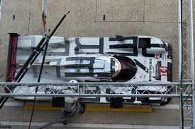 porsche 919 top view file porsche 919 pit stop jpg wikimedia commons