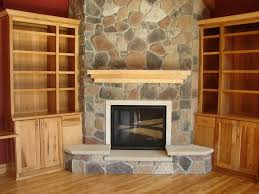 corner stone fireplace decorating ideasfarmhouses u0026 fireplaces