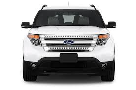 2012 ford explorer reviews and rating motor trend