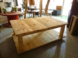 Diy Wooden Pallet Coffee Table by How To Build Coffee Table U2013 Thelt Co