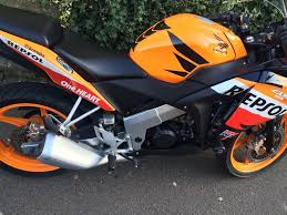 honda cbr cc honda cbr repsol 125 cc in hackney london gumtree
