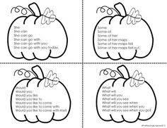 sight word sentence trees fluency practice cards fluency