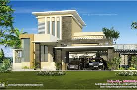 roof modern flat roof house design kerala home beautiful roof