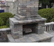 Outdoor Fireplace Accessories - rcp block u0026 brick fireplace u0026 accessories