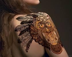 32 impressive egyptian shoulder tattoos