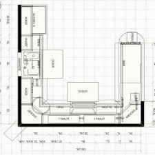 kitchen with island floor plans dazzling shaped kitchen with island floor plans credit u photos of