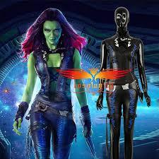 gamora costume aliexpress buy guarrdians of the galaxy gamora