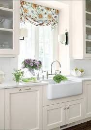 Ideas For Kitchen Window Treatments Kitchen Ideas Kitchen Window Treatments Valance Beautiful
