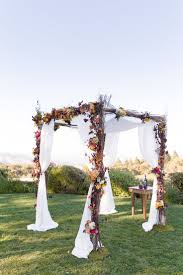 36 fall wedding arch ideas for rustic wedding arch arbors and