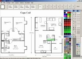 Free Two Storey House Plans by Floor Plan software Mac Luxury New Windows 7 8 10 Vista and now Mac Os X