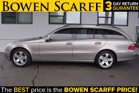 mercedes e station wagon pre owned 2006 mercedes e class e500 4d station wagon in kent