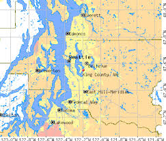 seattle map by county king county washington detailed profile houses real estate