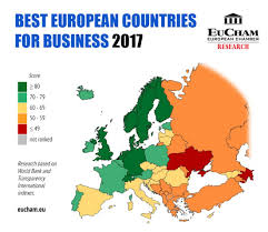 Budapest Hungary Map Eucham Sees Slightly Worse Business Climate In Hungary The