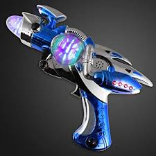 Rhode Island What Travels Faster Light Or Sound images Large blue light up toy gun with sound effects toys jpg