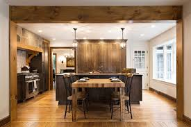how to clean hardwood kitchen cabinets transitional rustic oak ranch style kitchen cabinets