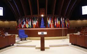 siege europeen des élus en cagne pour conserver le siège du parlement européen à