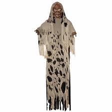 halloween prop motors 12 u0027 hanging ghoul prop halloween decoration walmart com