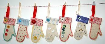 disdressed at last the mitten ornament pattern