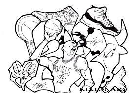 shoes coloring pages jordans contegri com