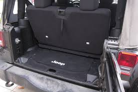 jeep wrangler cargo dimensions 2012 jeep wrangler term road test cargo space