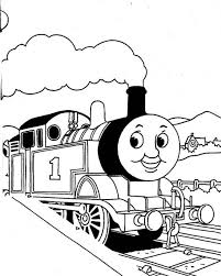 thomas tank engine coloring pages free printable 88071