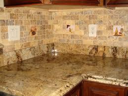 granite kitchen backsplash kitchen amazing granite kitchen countertops with backsplash