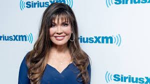 how to cut hair like marie osmond marie osmond rocks new blonde hair on instagram see the pic