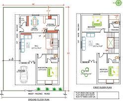 West Facing House Vastu Floor Plans Floor Plan Mansani Constructions Pvt Ltd Laxmi Ganapathi