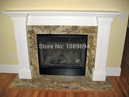 Travertine Fireplace Hearth - stone hearth travertine fireplace hand made carving chimney piece