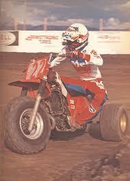 honda motocross racing dirt wheels magazine when atcs ruled the track