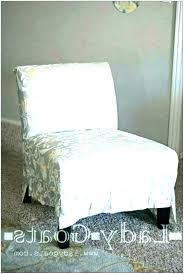 slipper chair slipcover armless chair slipcover chair slipcover slipper chair slipcover