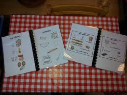 creer un livre de recette de cuisine faire un livre de recette petit chef panda livre de cuisine pour