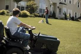 diesel lawn mowers vs gas lawn mowers home guides sf gate