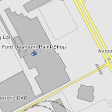 ford dearborn truck plant phone number ford dearborn paint shop dearborn michigan