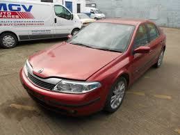opel laguna renault laguna 01 05 offside driver front wing b76 flame red