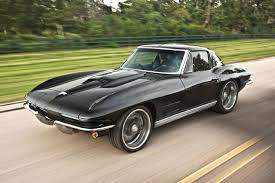 what year was the split window corvette made saga of a 1963 corvette sting split window
