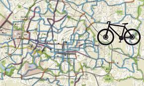 raleigh greenway map find my way around nc state cus