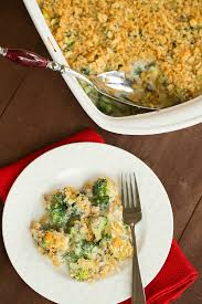 broccoli casserole recipe from scratch