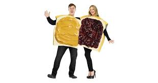 costumes for couples buy peanut butter jelly costume pb j couples costumes
