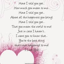 valentines for him happy valentines day poems for him quotes 2018