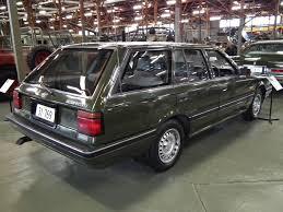 nissan skyline station wagon file 1988 nissan pintara r31 s2 gli station wagon 5636688673
