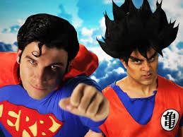 goku superman epic rap battles history season 3