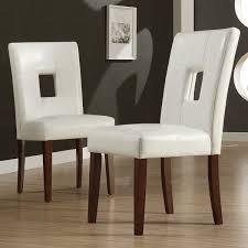 25 parasta ideaa pinterestissä white leather dining chairs