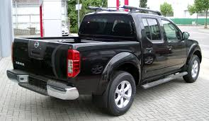 nissan frontier lowered file nissan navara rear 20080524 jpg wikimedia commons