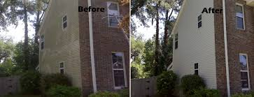Before And After Home Exteriors by Exterior Power Washing Mesmerizing Interior Design Ideas