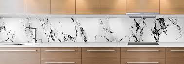 cuisine marbre crédence marbre