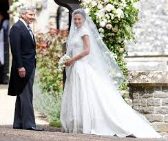 Wedding Dress Australia This Is The Story Behind Pippa Middleton U0027s Wedding Dress Vogue