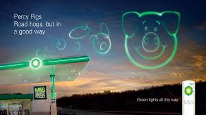 bp green lights all the way by ogilvy mather for bp