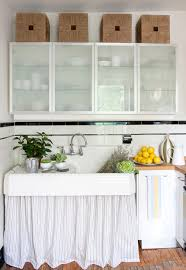 glass kitchen cabinets gorgeous design ideas glass kitchen