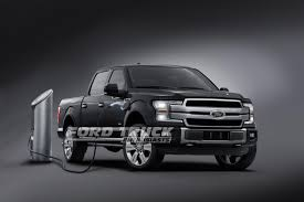 breaking all ford trucks to be electric by 2019 ford trucks com